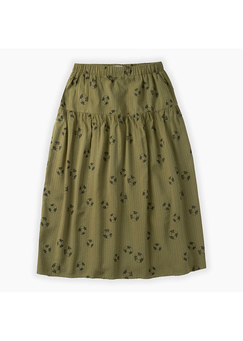 Sproet & Sprout Sproet & Sprout Long Skirt Print Lifebuoy
