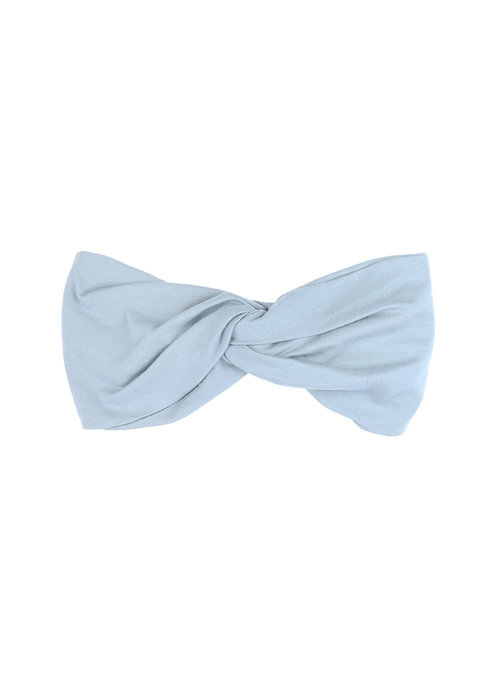 CarlijnQ CarlijnQ Twisted Headband Blue