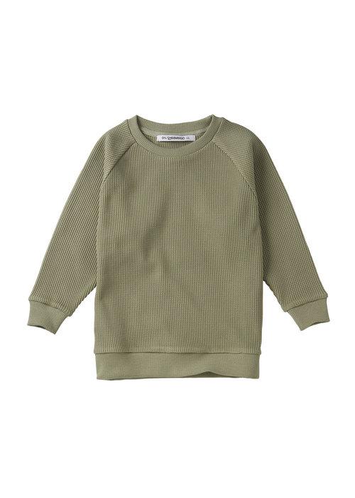 Mingo Mingo Summer Sweater Laurel Oak