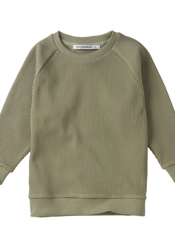 Mingo Summer Sweater Laurel Oak