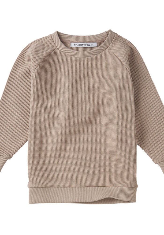 Mingo Summer Sweater Fawn