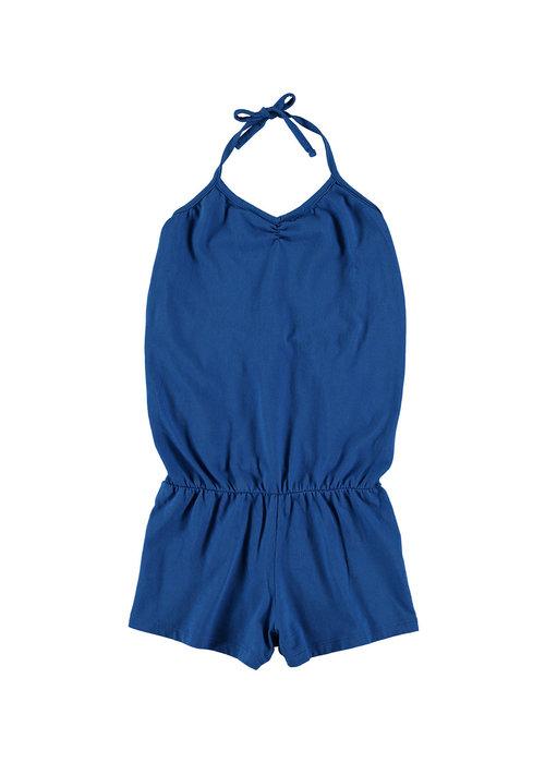 Yporqué Yporqué Ocean Tie Jumpsuit Blue
