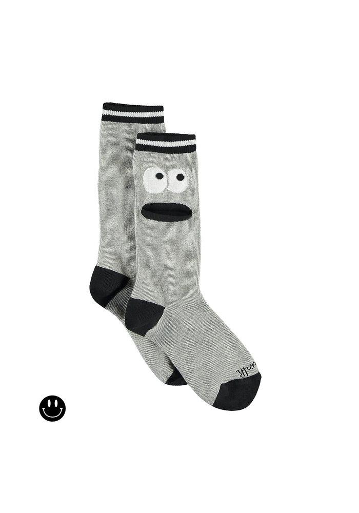 Yporqué Face Socks Melange
