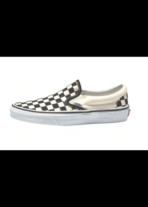 VANS Vans Classic Slip-On (Checkerboard) Black/White