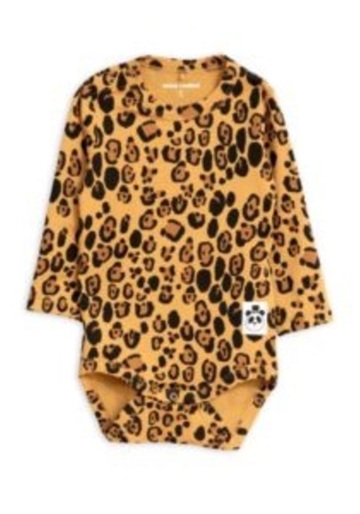 Mini Rodini Leopard Body