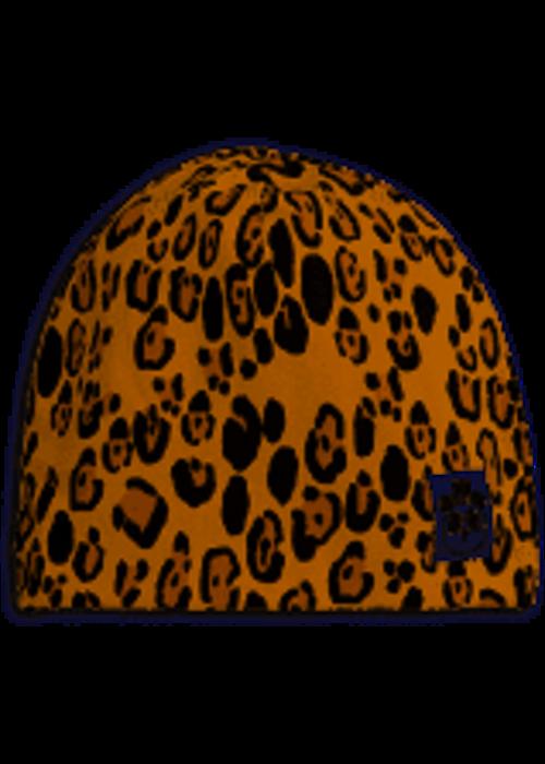 Mini Rodini Mini Rodini Leopard Baby Beanie