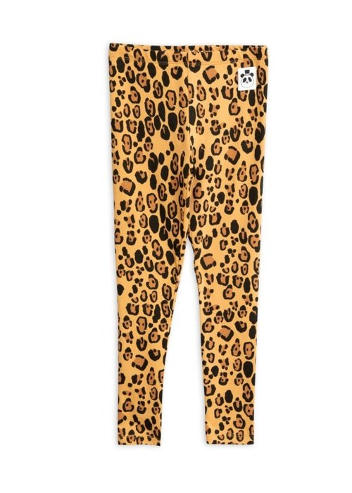 Mini Rodini Mini Rodini Leopard Legging
