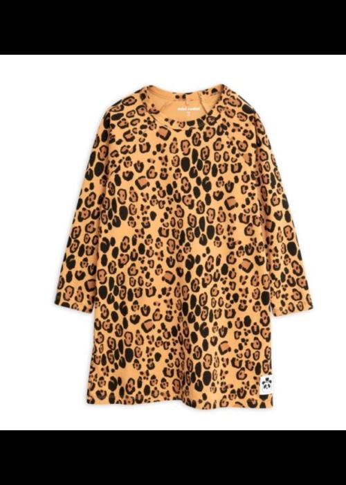 Mini Rodini Mini Rodini Leopard Dress