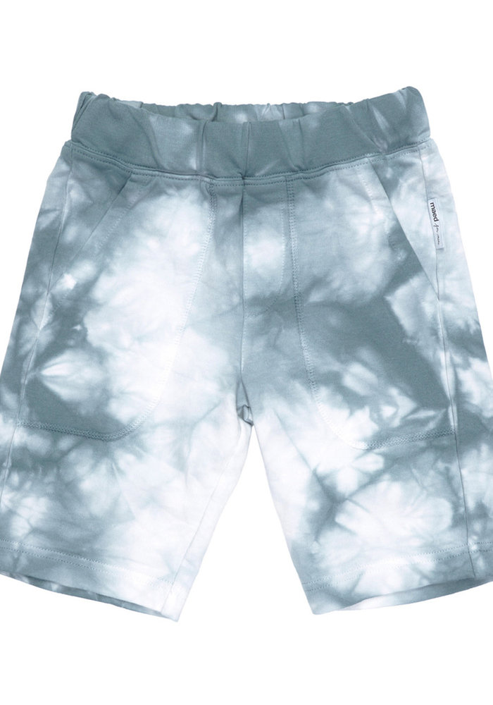 Maed for Mini Cloudy Cockatoo Jogging Shorts