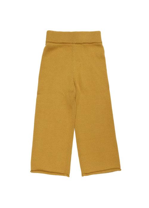 Maed for Mini Maed for Mini Golden Grasshopper Knit Culotte