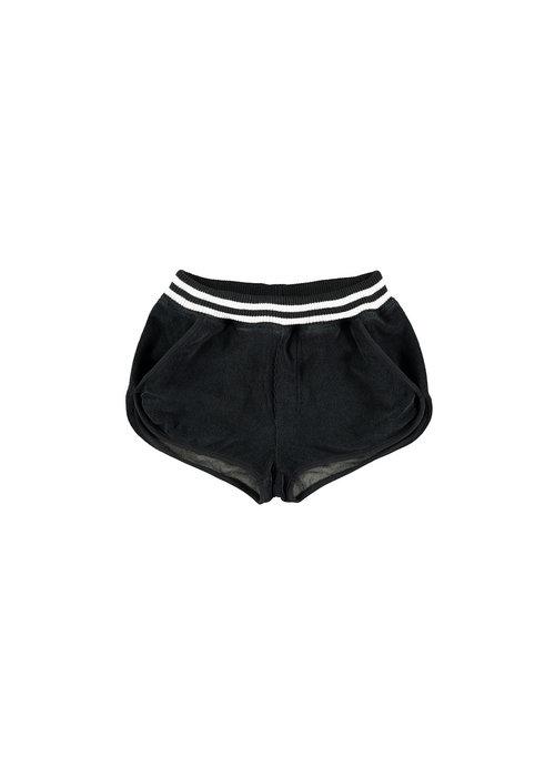 Yporqué Yporqué Towel Shorts Black