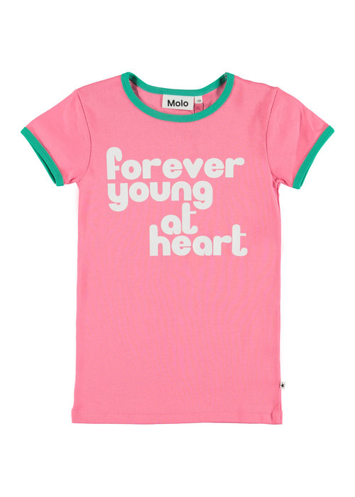 Molo Molo Rhiannon T-shirt Pink Lemonade