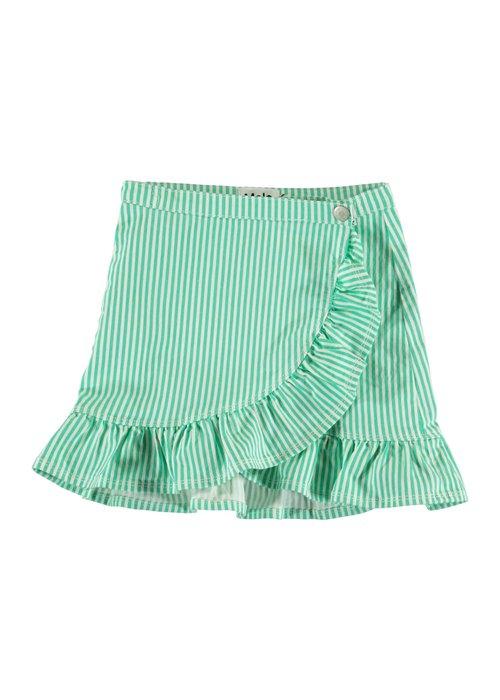 Molo Molo Brigitt Skirt Lagoon Stripe