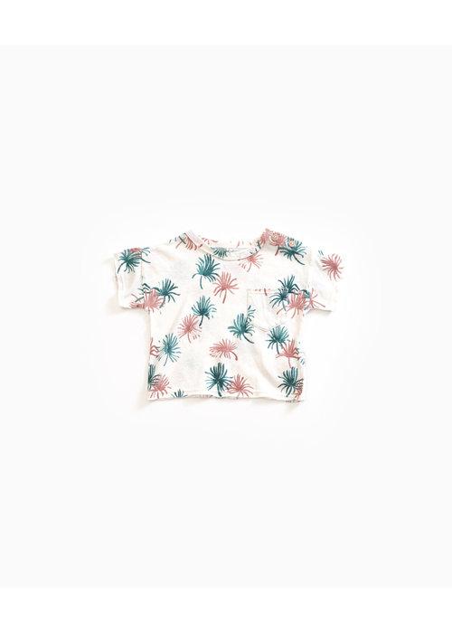 Play Up Play Up Printed Flamé Jersey T-shirt