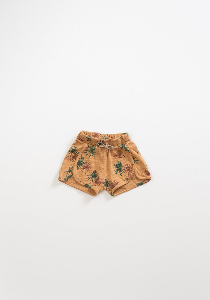 Play Up Printed Flamé Jersey Shorts