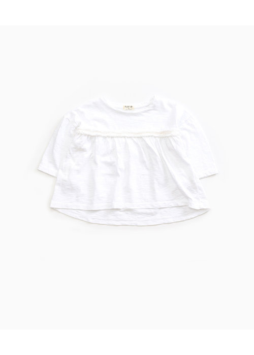 Play Up Play Up Jersey Top White