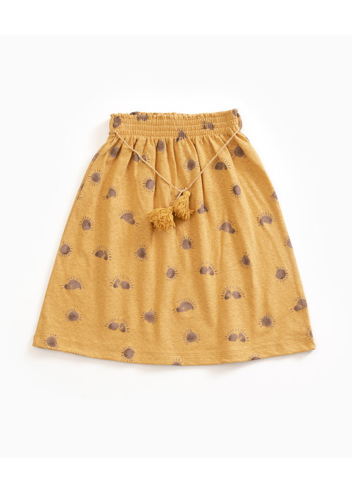 Play Up Play Up Printed Jersey Skirt