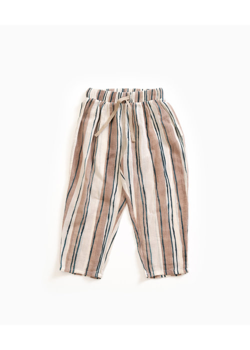 Play Up Play Up Printed Woven Trousers