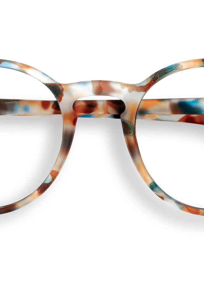 Izipizi Screen Glasses Junior Tortoise Blue
