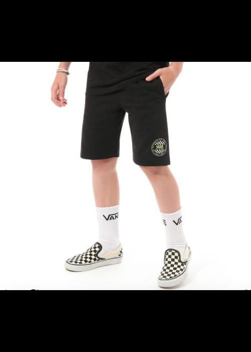 VANS Vans Checker Fleece Short Black