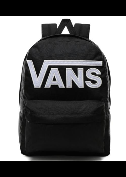 VANS Vans New Skool Backpack Black/White