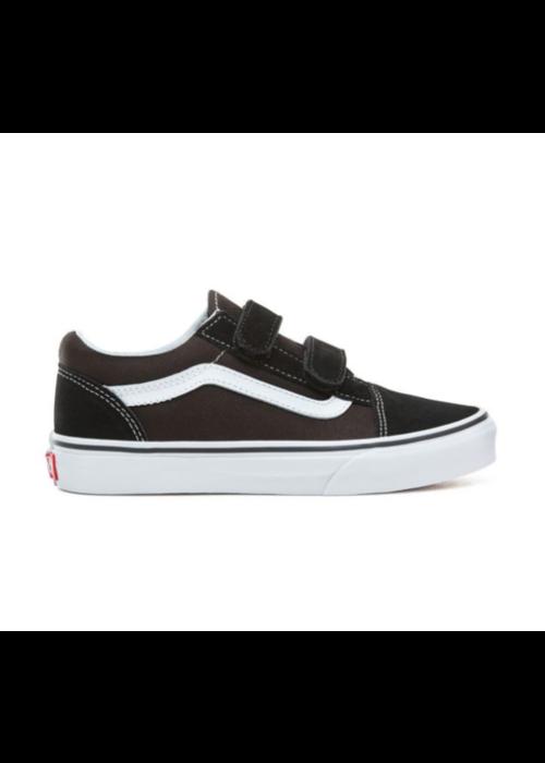 VANS Vans UY Old Skool Velcro Black/True White