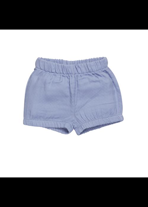 Blossom Kids Blossom Kids Muslin shorts Girl Lilac Blue