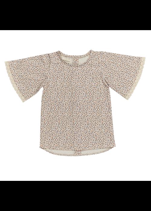 Blossom Kids Blossom Kids Tunic Short Sleeve Confetti Blossom Lilac Sky