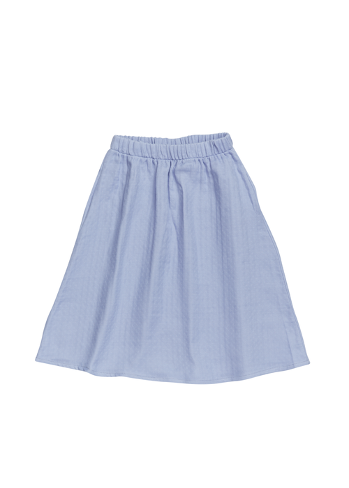 Blossom Kids Blossom Kids Long Muslin Skirt Lilac Blue