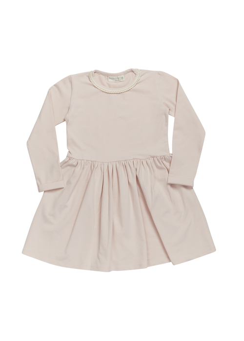 Blossom Kids Blossom Kids Dress Pale Blush