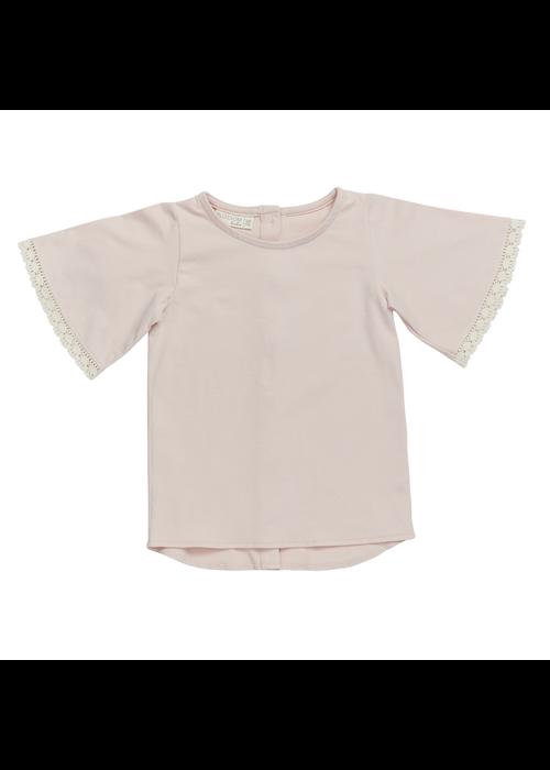 Blossom Kids Blossom Kids Tunic Short Sleeve Pale Blush