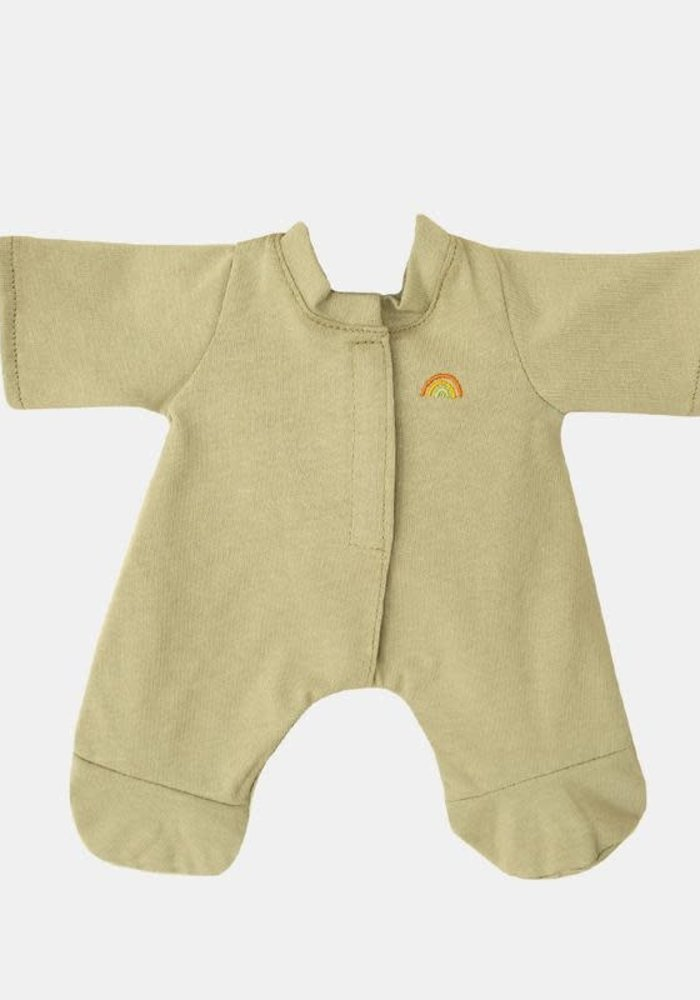 Olli Ella Dinkum Doll Pyjama Sage