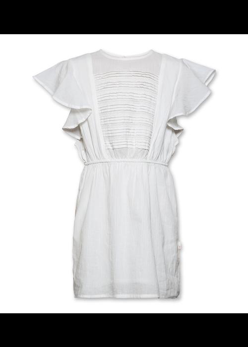 AO76 AO76 Dress Lace Stella Plain Offwhite