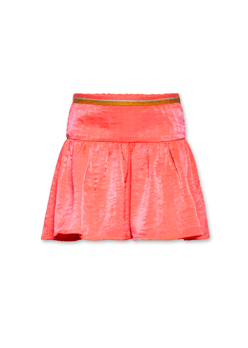 AO76 AO76 Skirt Wide Fluo Carrie Fabric Fluo Pink