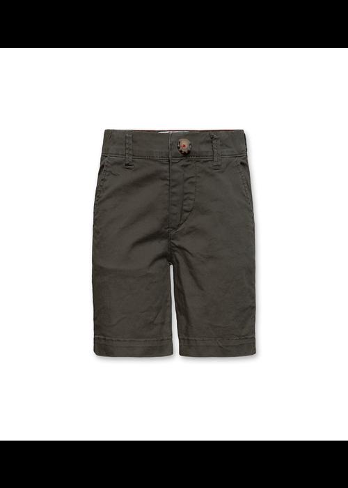 AO76 AO76 Shorts Barry Chino Summer Twill Dark Olive