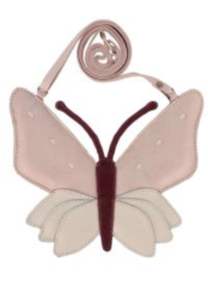 Donsje Toto Purse Butterfly