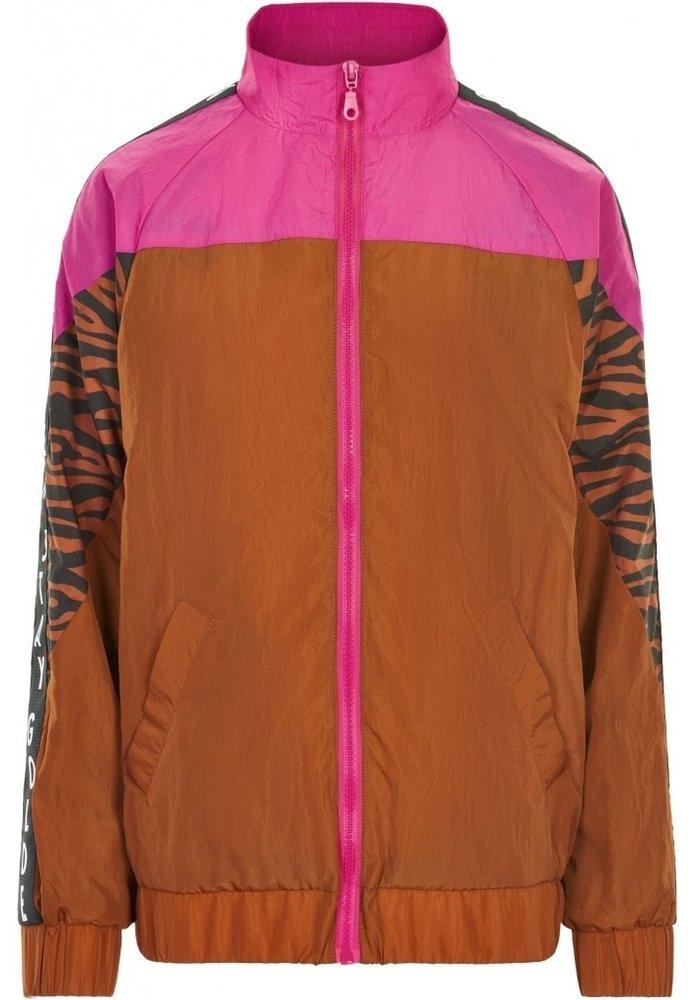 Cost Bart Irina Tracksuit Jacket Glazed Ginger