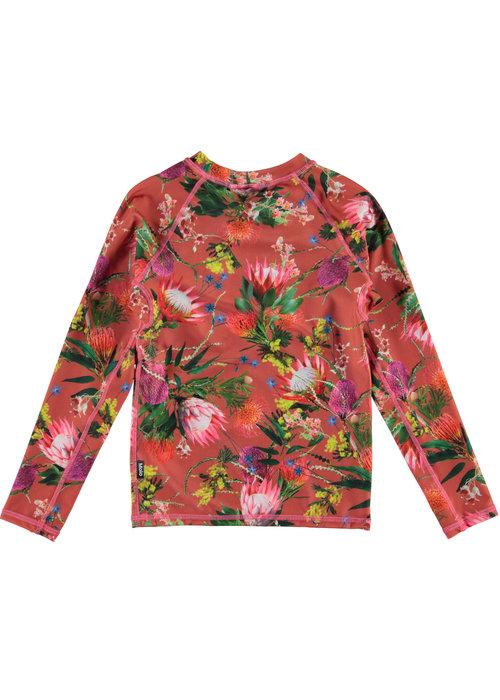 Molo Molo Neptune UV-Shirt LS Australian Flowers