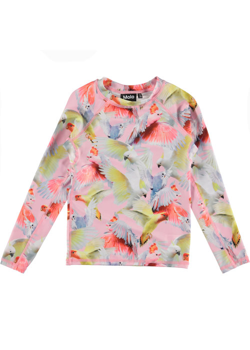 Molo Molo Nemo UV-Shirt Cockatoos