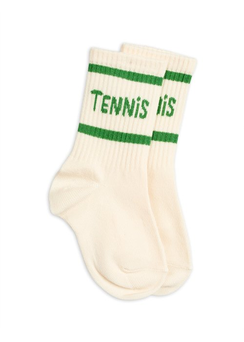 Mini Rodini Mini Rodini Tennis Socks off White