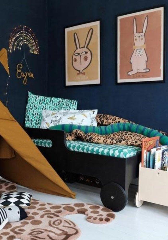 Studio Loco Wallposter Rainbow 50x70cm