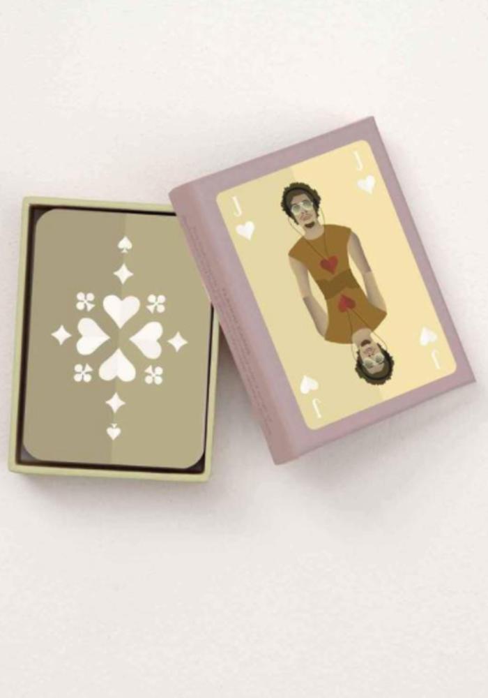 Vissevasse Playing Cards