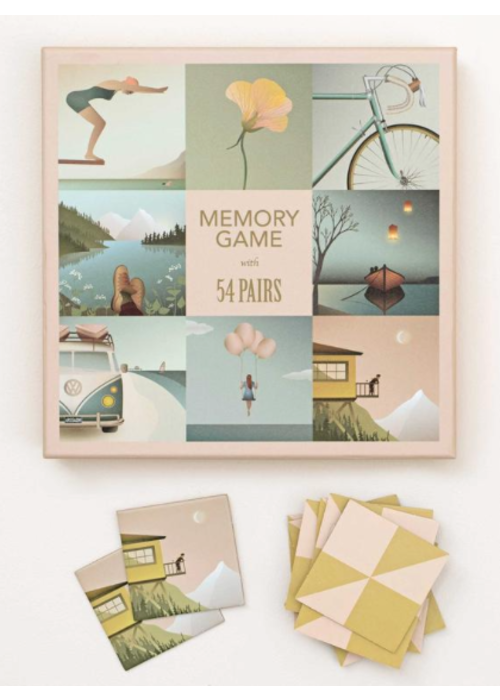 Vissevasse Vissevasse Memory game