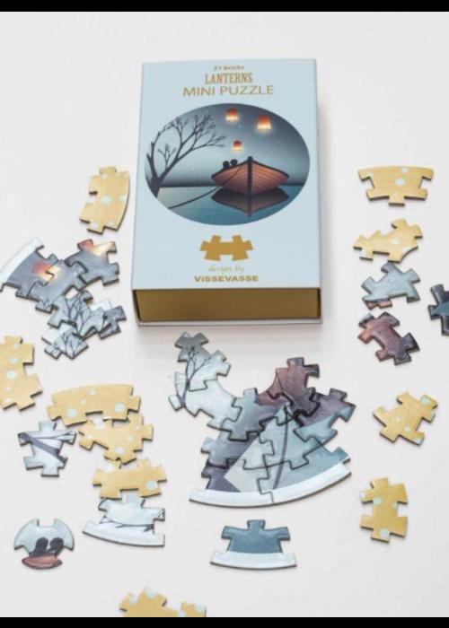 Vissevasse VisseVasse Mini Puzzle Lanterns