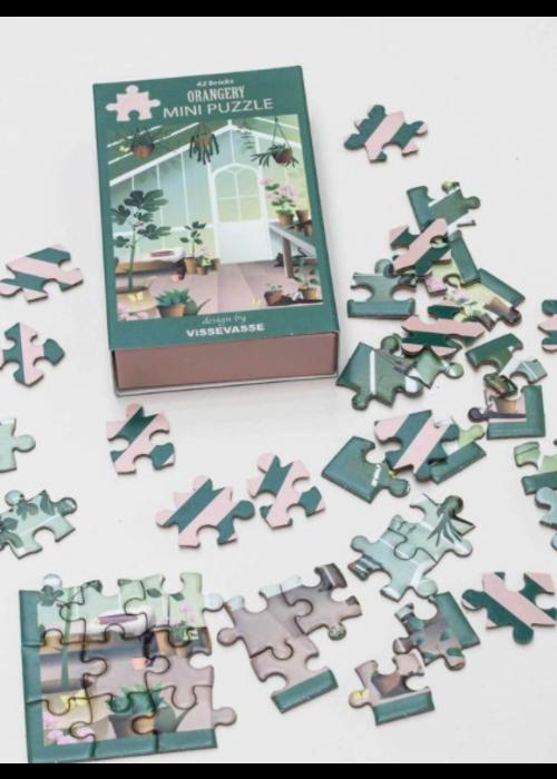 Vissevasse VisseVasse Mini Puzzle Orangery