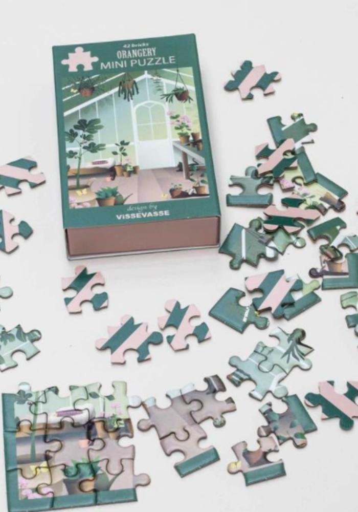 VisseVasse Mini Puzzle Orangery