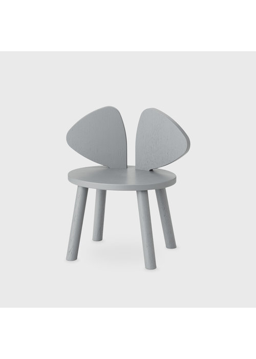 Nofred Nofred Mouse Chair (2-5 Years) - Grey