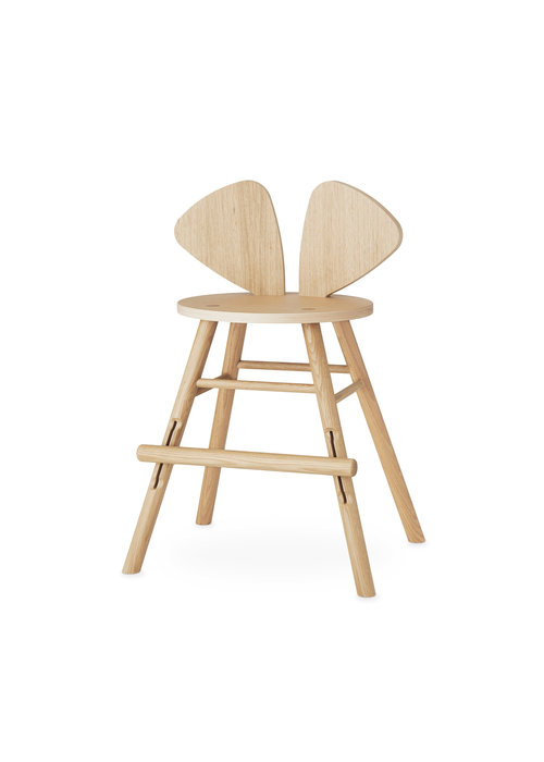 Nofred Nofred Mouse Chair Junior (3-9 years) - Oak