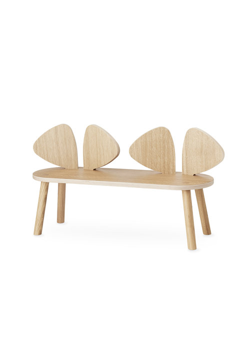 Nofred Nofred Mouse Bench - Oak
