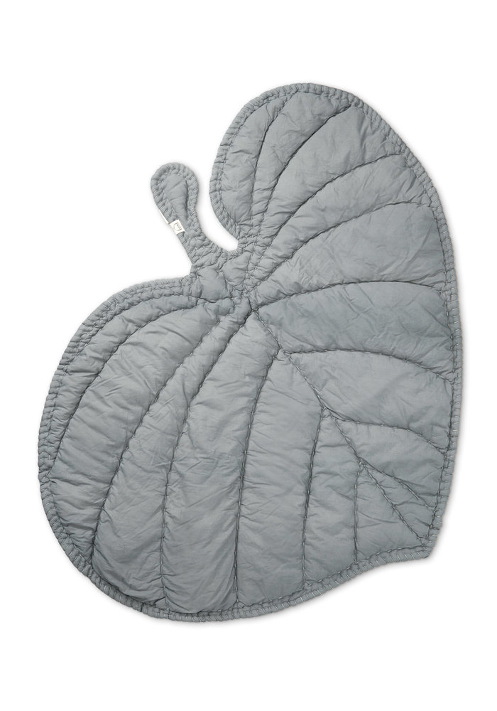 Nofred Leaf Blanket -Grey